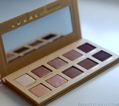 LORAC Unzipped Eyeshadow Palette - I want it! This and the urban decay naked palette.