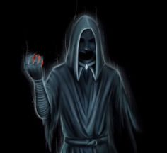 Dark Brotherhood Ghost