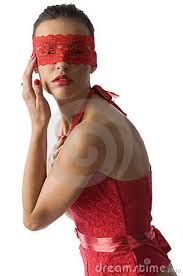 red-lace-mask