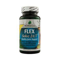American Bio-Sciences FLEXSolve 24 7 (1x60 Tablets)