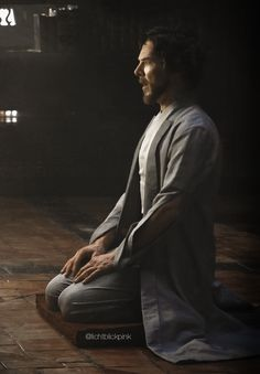 DOCTOR STRANGE. he almost looks like a painting… from this UHQ pic from x