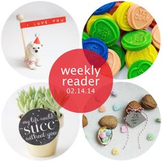Weekly Reader 02.14.14 | Hands Occupied