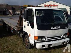 24 Isuzu Rollback Tow Truck Ideas Tow Truck Towing Trucks