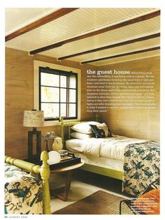 Inside Thom Filicia's home: rustic vintage lake house in Skaneateles, New York | Top Celebrity Homes