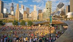 Chicago Marathon! Cannot wait to do in the Fall!