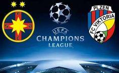 Vezi Steaua - Viktoria Plzen LIVE tv online meci de fotbal pe iPhone, iPad, tableta, smartphone si calculator