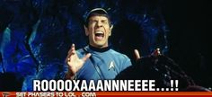 sci fi fantasy Star Trek - Nimoy Was Always the Better Singer