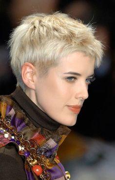 2016 Runway Inspired Hairstyle Ideas for Pixie Haircuts | Haircuts, Hairstyles 2016 and Hair colors for short long & medium hair