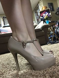 25745e1b57e5 Steve Madden Heels nude size 9  fashion  clothing  shoes  accessories   womensshoes  heels (ebay link)