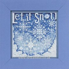 Buy Snowfall online at sewandso.co.uk