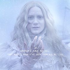 edith has seen ghosts all her life | Crimson Peak in theaters 10.16.15