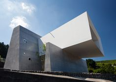 It is called scope; project by japanese mA-style architects_