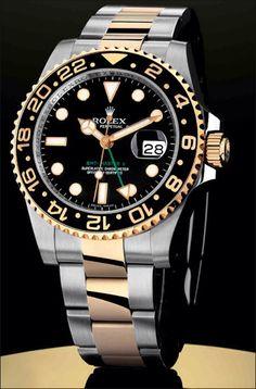 Rolex Grand Master II GMT two tone