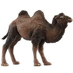 Amazon.de:Papo 50129 - Baktrisches Kamel, Spielfigur