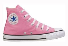 ba488a3fc1bc Amazon.com  Converse Unisex Chuck Taylor Classic Hi Pink Sneaker - 3 Men -  5 Women  Converse  Shoes