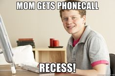 Homeschool Harold  via Meme Generator