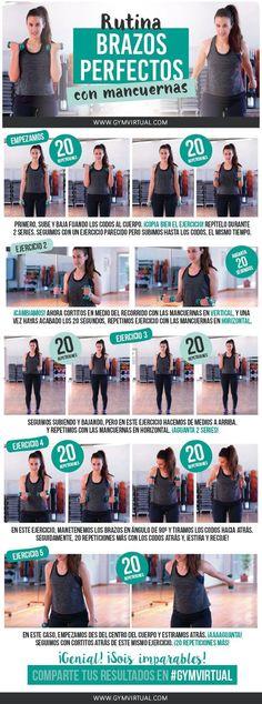 rutina-brazos-perfectos-con-mancuernas-web #ejerciciosabdominales #pilatesrutina