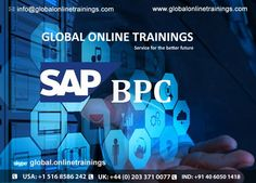 Global Online Trainings providing SAP BSP Online training with Real time experts in India, Hyderabad. we are offering SAP BSP tutorials, Business server