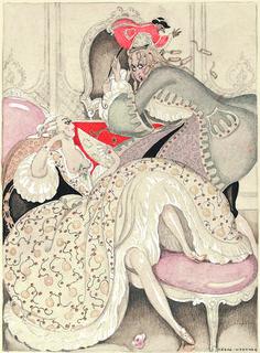 Gerda Wegener art - Google Search