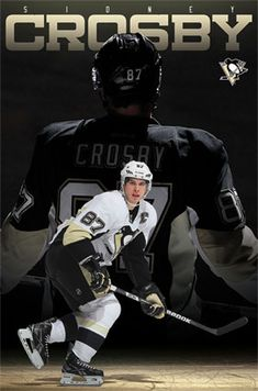 2013 - Pittsburgh Penguins - S. Crosby | NHL | Sports | Hardboards | Wall Decor | Pictures Frames and More | Winnipeg | Manitoba | MB | Canada