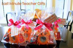 our fifth house: Last Minute Teacher Gift Idea