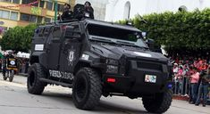 Streit USA has sold nine Cyclones SWAT vehicles to Mexico. Army Vehicles, Armored Vehicles, Lifted Trucks, Pickup Trucks, Armored Truck, Tesla Model X, Heavy Truck, Emergency Vehicles, Ford Explorer