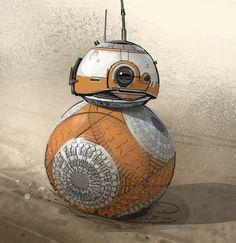 Star Wars E Vii Bocetos 45