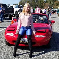 Car Wash Girls, Bikini Car Wash, Pit Girls, Umbrella Girl, Chevy Nova, Mazda Miata, Girls Shopping, Hot Wheels, Nissan 240sx