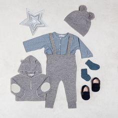 Jersey y peto cashmere - Shop by Look Bebé - Homewear & shoes   Zara Home España