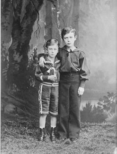 Nicholas & George : They were the closest of siblings. George was a notorious prankster and loved to tell jokes. When they were children, whenever George said something funny, Nicholas would write it down on a slip of paper and save it in a little box. When he was Emperor, after his brother's death, he would sometimes take out the little box and could be heard roaring with laughter at his brother's old jokes. Losing a brother is incredibly difficult, especially if he is your best friend.