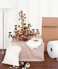 Moving Packing Tips Nine tips to make sure your valuables come out of their boxes in good shape.