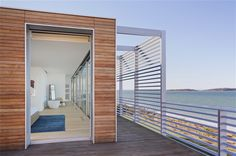 Bay House by Roger Ferris + Partners