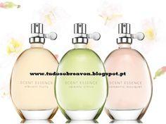Tudo sobre Avon: Fragrâncias Avon - Colecção Scent Essence