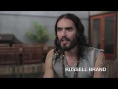▶ Russell Brand - The only thing that matters to any of us is Love - YouTube