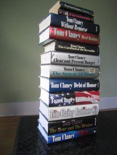 Jack Ryan Series by Tom Clancy