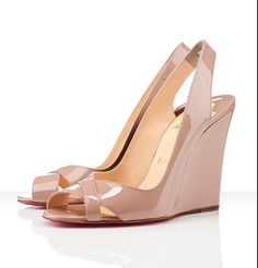 Christian Louboutin Marplesoft 100mm nude