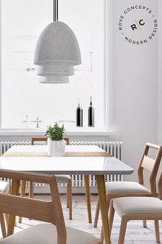 Simplicity is beauty. Pair whites with wood and look for unique shapes and forms when choosing your dining decor. Start here for more ideas and get the foundational pieces that are perfect for any look.