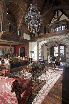Living Room - Living Room - Minneapolis - Hendel Homes