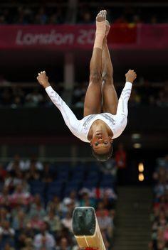 Gabby Douglas (thegymnasticsnerd) my favorite gymnast!