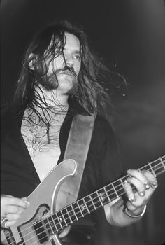 "Ian ""Lemmy"" Kilmister, Motorhead"
