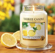 Yankee Candle Country Lemonade