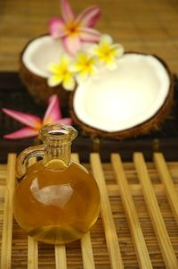 Coconut Oil For Arthritis Works With Massage Oil and Coconut