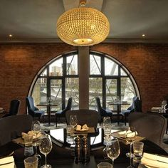 Malmaison Edinburgh - highly highly recommended by L & J 5 star, possibly michelin star restaurant in the hotel & Leith look around and restuarants