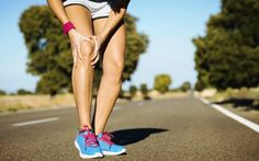 Patellofemoral pain syndrome is also called runner's knee. Learn more about knee pain after running and runner's knee symptoms and treatment. Sport Fitness, Fitness Tips, Health Fitness, Fitness Plan, Fitness Weightloss, Fitness Goals, Bad Knees, Weak In The Knees, It Band Syndrome