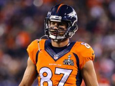NY Jets sign former Bronco Eric Decker