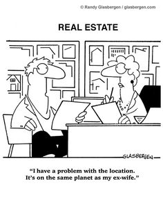 real estate cartoons | Real Estate Cartoons