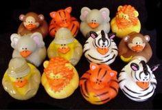 Animal Themed Birthday