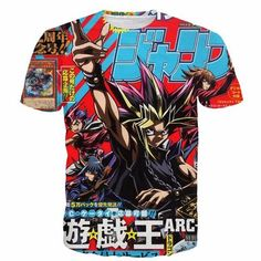 Costumes & Accessories Energetic New Cosplay Anime Shirt Duel Monsters T-shirts For Mens Womens And Youth Muto Yugi Cosplay Yugioh Costume