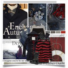 """nautical autumn."" by mercimasada on Polyvore"