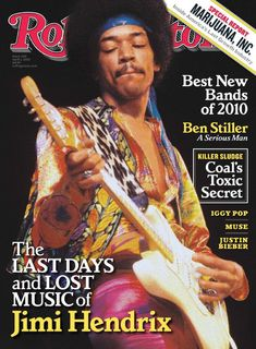 Jimi Hendrix Experience, Pop Rock, Rock N Roll, New Bands, Cool Bands, Dr Hook, Jimi Hendricks, Rolling Stone Magazine Cover, Mundo Musical